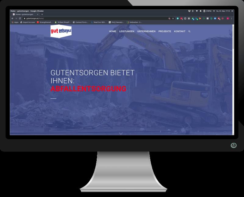 Neue Website durch BAELIAL