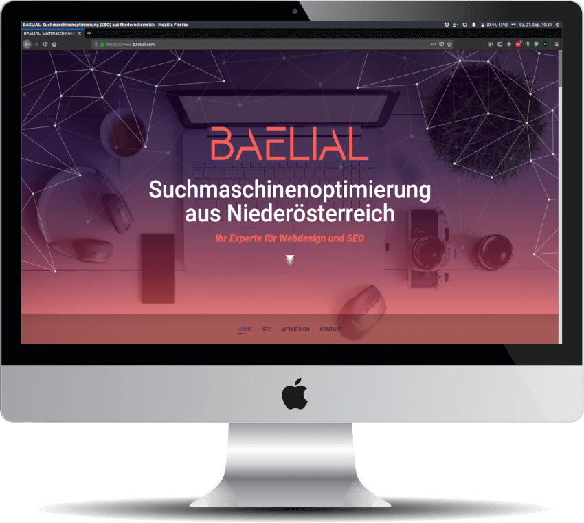 Webseite erstellen lassen: Webdesign aus Niederösterreich